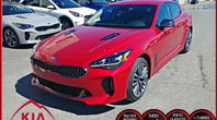 Kia Stinger GT-LINE TURBO MAGS 18'' AWD AWD+MAGS 18''+TURBO+CUIR+UVO+ANDROID AUTO/APPLE CARPLAY+DETECTEUR ANGLES MORTS+CLE INTELLIGENTE 2019