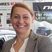 Marie Andrée Binette