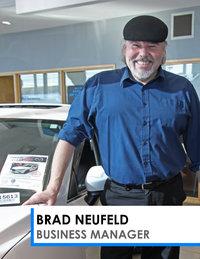 Brad Neufeld