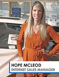 Hope McLeod