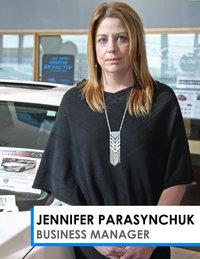 Jennifer Parasynchuk