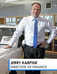 Jerry Karpiuk, B.A.
