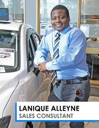 Lanique Alleyne