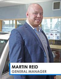 Martin Reid