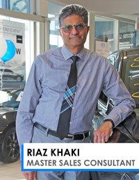 Riaz Khaki