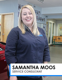 Samantha Moos