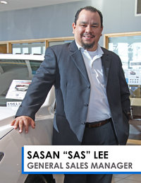 Sasan Lee