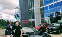 Congratulations for your new Mazda 3 2017