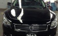 2012 Nissan Maxima 3.5 SV