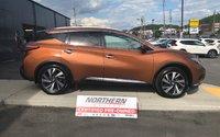 2016 Nissan Murano PLATINUM