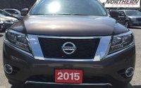 2015 Nissan Pathfinder SL V6 4x4