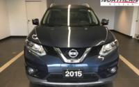 2015 Nissan Rogue SL AWD CVT
