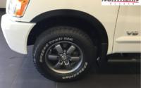 2015 Nissan Titan Crew Cab PRO-4X 4X4 SWB