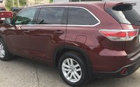 2016 Toyota Highlander LE AWD 3rd ROW SEATING
