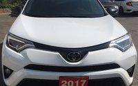 2017 Toyota RAV4 SE AWD