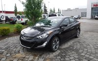 2016 Hyundai Elantra GLS, Heated Cloth, Sunroof, A/C, Clean