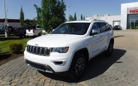 2018 Jeep Grand Cherokee Limited 4WD, Leather, Cruise, A/C
