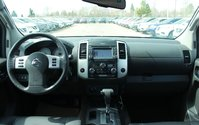 2013 Nissan Frontier PRO-4X, Crew Cab, Heated Leather, Clean