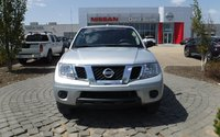 2017 Nissan Frontier SV Crew, Cloth, Cruise, A/C, Alloy Wheels