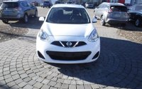 2017 Nissan Micra SV | LOW KM'S | 4-CYLINDER | COMPACT | POWER WINDOWS & LOCKS