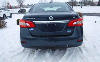 2013 Nissan Sentra 1.8 SL Pkg, Leather, Sunroof, Nav, Low KM
