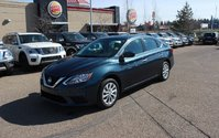 2017 Nissan Sentra 1.8 SV, Style Package, Cloth, Alloys, Sunroof