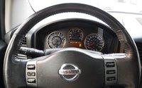 2012 Nissan Titan SL, Leather, Sunroof, Sprayliner, Nav, Clean