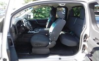 2013 Nissan Titan SV King Cab, Cloth, Sprayin Bedliner, Tow Pkg