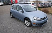 2011 Volkswagen Golf TDI HIGHLINE |  DIESEL | LEATHER | HEATED SEATS | AUTOMATIC | CLEAN