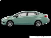 2017 Ford Fiesta Sedan S