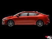 2018 Hyundai Elantra Sport BASE Elantra Sport