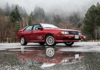How Audi's Turbocharged Quattro Changed the World