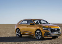 The All-New Audi Q8 Reveal