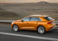 the Audi Q8: Sporty driving experience