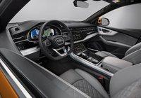 the Audi Q8: Clarity is the new premium interior