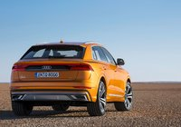 the Audi Q8: Audi connect and driver assistance systems