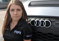 Lindsay Rice Competes in Canadian Touring Car Championship with Audi Mississauga and Audi Brampton