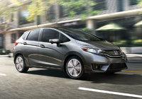 Honda Fit 2016 : une sous-compacte pas comme les autres