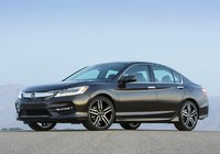Honda Accord 2016 : changements là où ça compte
