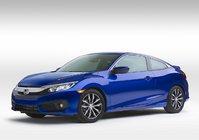 La nouvelle Honda Civic Coupe dévoilée à Montréal
