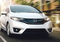 Honda Fit 2016 : beaucoup d'espace dans un petit format