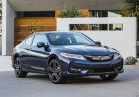 Honda Accord 2017 : populaire pour plusieurs raisons