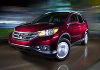 Honda CR-V 2014 – Utilitaire sport de premier plan