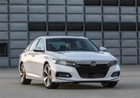 La nouvelle Honda Accord 2018 est méconnaissable