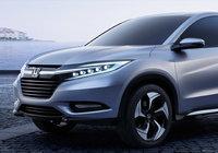 Honda se prépare à dévoiler le HR-V à Los Angeles