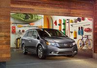 La Honda Odyssey prisée par l'IIHS pour sa sécurité