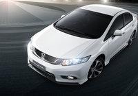 Honda Civic 2015: encore une fois la plus vendue