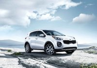 2017 Kia Sportage, An SUV That Can Take You Everywhere