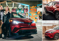 2018 Toyota C-HR: The Perfect Sport Utility Vehicle for the City
