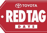 Red Tag Days
